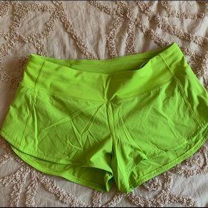 Like Brand New Lululemon Shorts